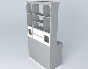 3D model library designed by Frédéric TABARY