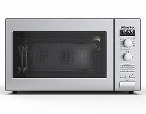 3D model Miele microwave