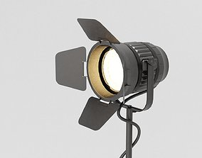3D model professional studio light