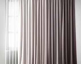 Curtain 153 3D model