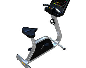 3D Exercise Cardio Bike