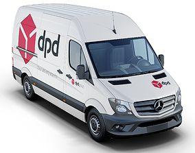 Mercedes-Benz Sprinter DPD 3D