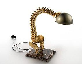Spine Table Lamp 3D model lamp