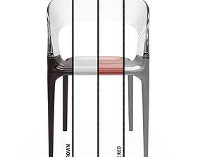 3D asset Driade Ring Chair