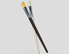 3D asset Paint Brush 2