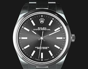 E3D - Rolex Oyster Perpetual