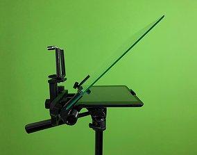 Teleprompter 3D print model