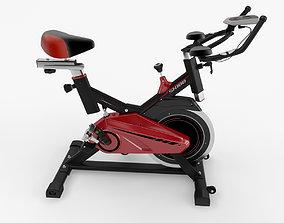 Fitness Bike 3D model