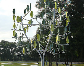 wind tree 3D