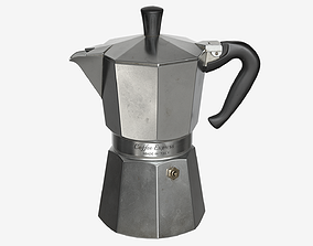 3D model Coffee Kettle 005