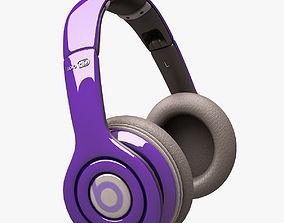 3D model Beats Solo HD Headphone 004