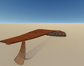 3D model Shading device