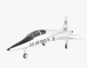 3D model Northrop T-38 Talon