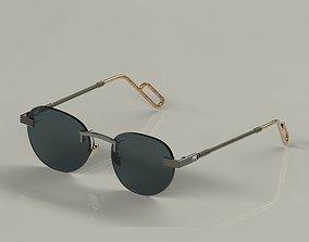 Glasses for men 3D print model