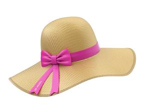 3D model Women Sun Hat