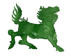 Kirin karlsson 3D printable model