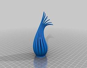 3D printable model String Vase