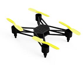 Body Drone Skeleton 3D printable model