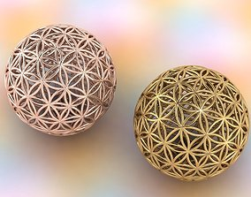 3D printable model Flower of life 55mm