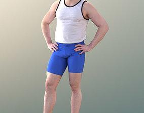 Robb 10722 - Standing Rower 3D model