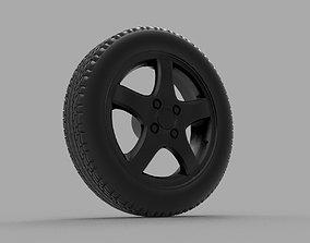3D print model Peugeot 107