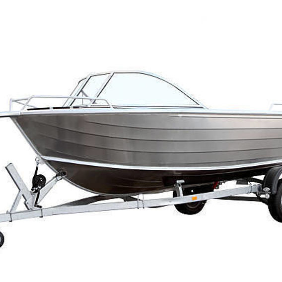 Check out my boat trailer...