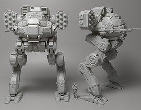 3D print model Mecha Locust