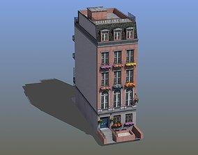 3D model Luxury Town House