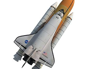 Space Shuttle Discovery 3D