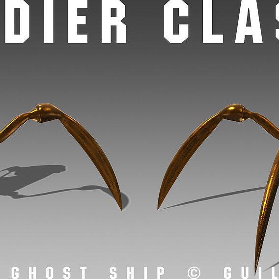 Bombardier Class Alien Bug