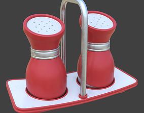 3D Salt Shaker PBR
