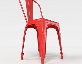 3D Tolix chair by Xavier Pauchard