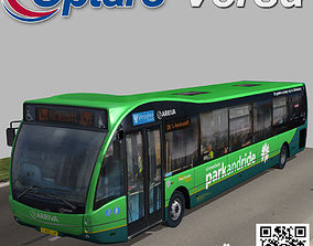 Optare Versa Park and Ride 3D asset
