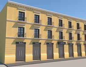 Mexican Hotel 2 Faces 3D model