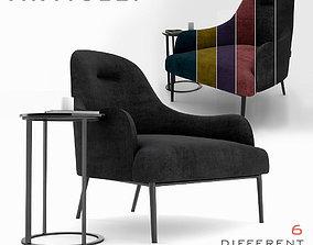 3D model Embrace Mica Chair