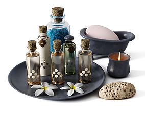 3D model Aroma Decor Set