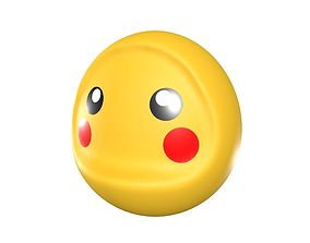 3D model Tumbler 07 Pikachu