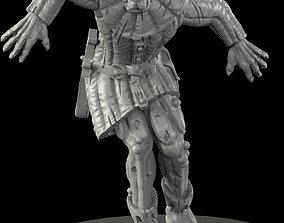 Medieval Ghoul 4 3D printable model