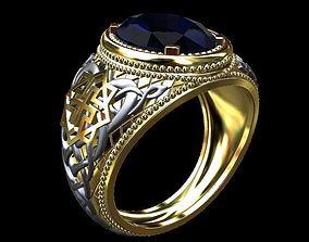 3D print model Ring R001