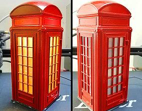 Phone Booth 3D printable model