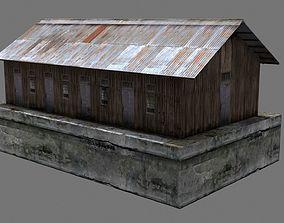 3D model Housegen5-lowpoly