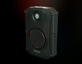 3D asset Axon Body 3