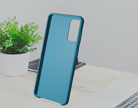 Samsung Galaxy S20 5G UW TPU case 3D print model