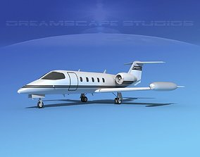 Gates Learjet 35 V02 3D