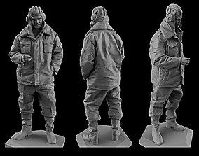 3D print model Tank Crew