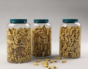 3D model Pasta in the jar