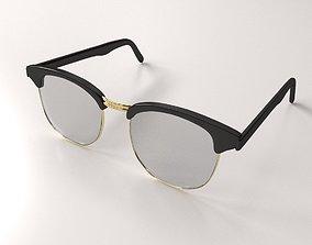 Eyeglasses 3D model