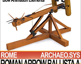 Roman Arrow Ballista Model A