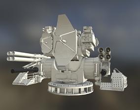 3D model Kashthan CIWS