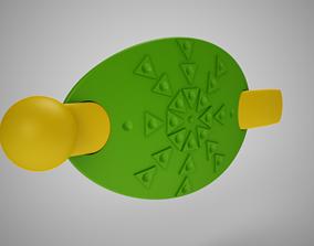 Hairgrip 3D print model